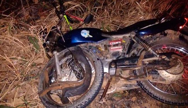 Suely Oliveira, que estava em uma das motos, foi levada para o Hospital Prado Valadares - Foto: Reprodução | Site Giro Ipiaú