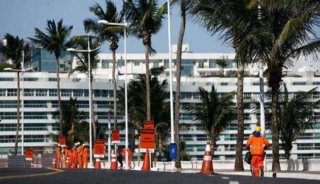 Será interditado o trecho em frente ao Clube Espanhol, apenas no sentido Barra/Ondina - Foto: Raul Spinassé | Ag. A TARDE