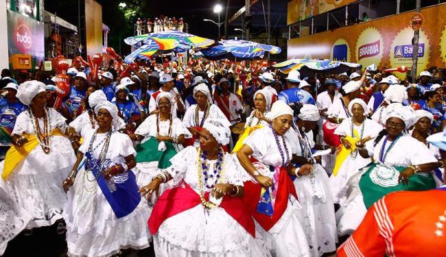 Bloco Alvorada vai completar 41 anos de samba na avenida - Foto: Fernando Vivas | Ag. A TARDE