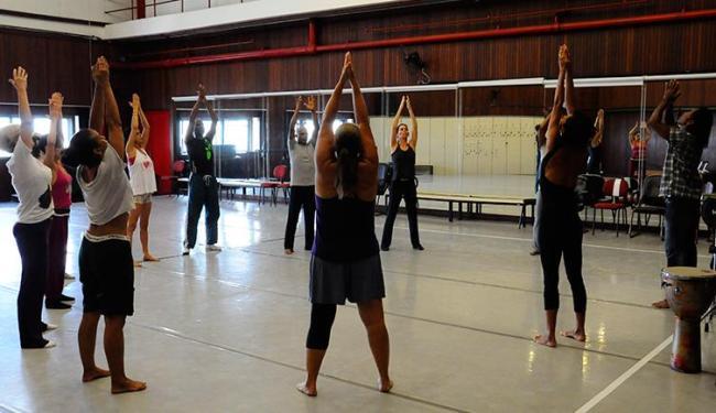 As aulas serão ministradas pelos bailarinos do BTCA - Foto: Maurício Serra   Divulgação