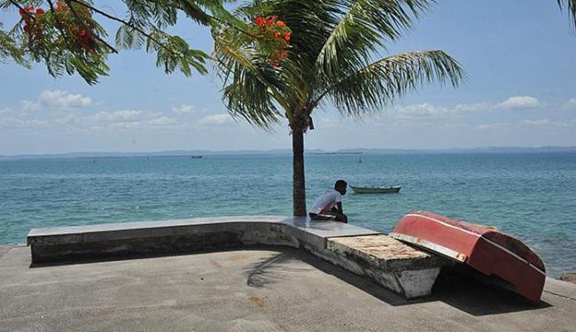 Novo equipamento será instalado no cais da cidade - Foto: Marco Aurélio Martins l Ag. A Tarde