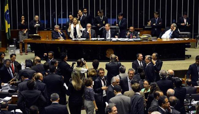 Como o veto foi mantido, não houve necessidade de votação no Senado - Foto: Antonio Cruz l Agência Brasil