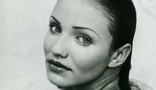 Ensaio foi feito quando a atriz tinha 26 anos - Foto: Reprodução | Magazine Loaded
