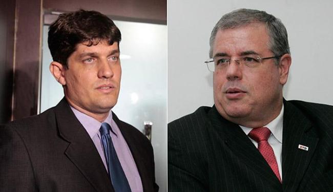 Carlos Rátis e Luiz Viana disputam a presidência da instituição - Foto: Edilson Lima e Margarida Neide | Ag. A TARDE