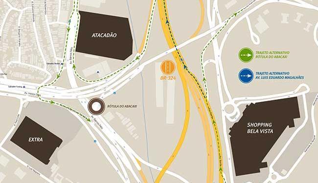 Interdição dura até as 18h da sexta-feira, 13 - Foto: Divulgação | CCR Metrô