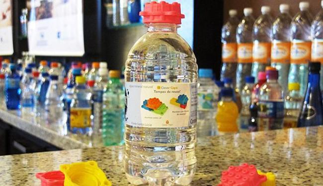 Embalagens são consideradas ecologicamente corretas e já estão sendo comercializadas - Foto: Clever Pack l Divulgação