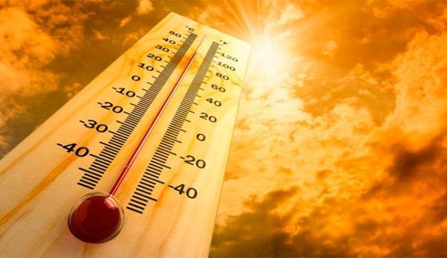 Temperatura deve subir, em média, 1ºC - Foto: Divulgação