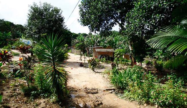 Somente 104 hectares foram destinados para titulação de posse - Foto: Fernando Vivas l Ag. A TARDE l 19.06.2015