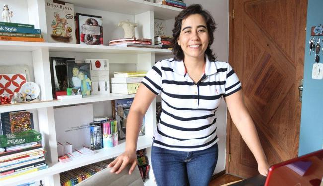 Débora usou o crédito para montar um novo negócio - Foto: Edilson Lima | Ag. A TARDE