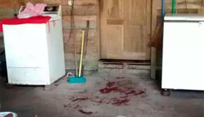 Família foi atacada com golpes de martelo, machado e faca dentro casa - Foto: Divulgação | Polícia Civil