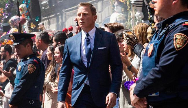 O filme 007 Contra Spectre estreia no circuito nacional nesta quinta-feira, 5 - Foto: Divulgação
