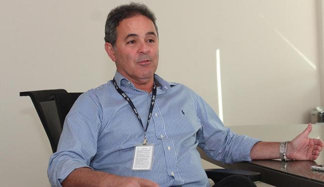 Demir Lourenço, diretor-executivo do Tecon Salvador - Foto: Divulgação