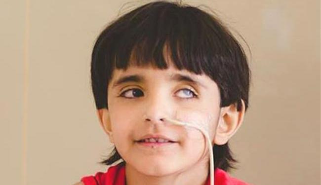 O garoto precisa de um transplante que tem o procedimento total avaliado a cerca de R$ 4 milhões - Foto: Divulgação