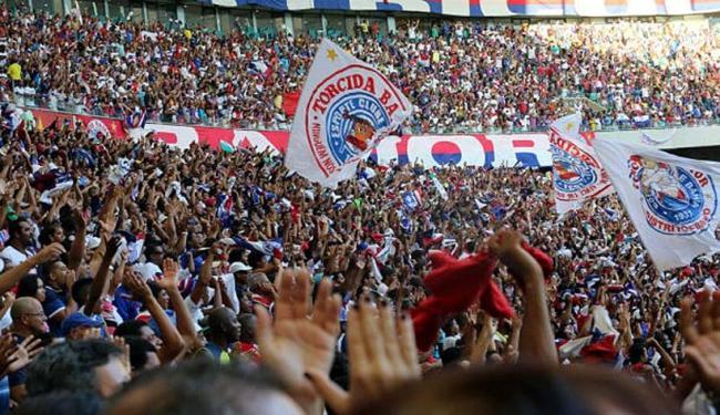 O preço dos ingressos vão de R$ 15 a R$ 140 - Foto: Divulgação | E.C. Bahia