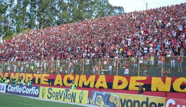 Valores dos ingressos variam de R$ 30 a R$ 200 - Foto: Divulgação | E.C. Vitória