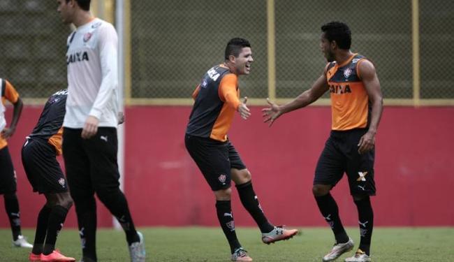 Lateral diz que enquanto houver possibilidade de acesso a equipe seguirá na briga - Foto: Raul Spinassé   Ag. A TARDE