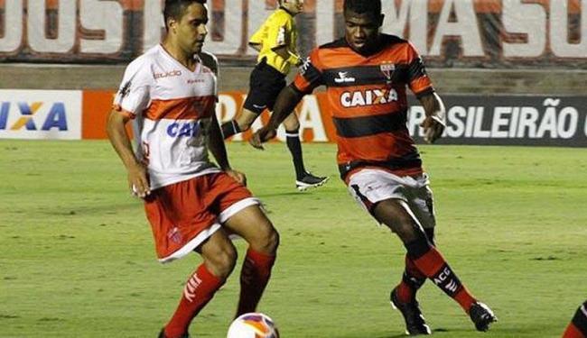 Jogador tem vínculo com o Esquadrão até o final de 2018 - Foto: Júnior de Melo | Divulgação | C.R. Brasil