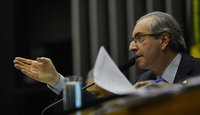 Apesar do revés, Eduardo Cunha recebeu o apoio de 13 partidos - Foto: José Cruz | Agência Brasil