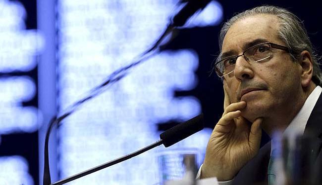 Cunha é acusado de receber R$ 5 milhões em propina - Foto: Reuters