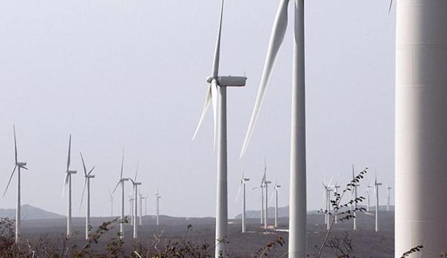 Estado conquistou mais R$ 2,8 bilhões de investimentos em 24 empreendimentos eólico (foto) e solar - Foto: Manu Dias l Secom