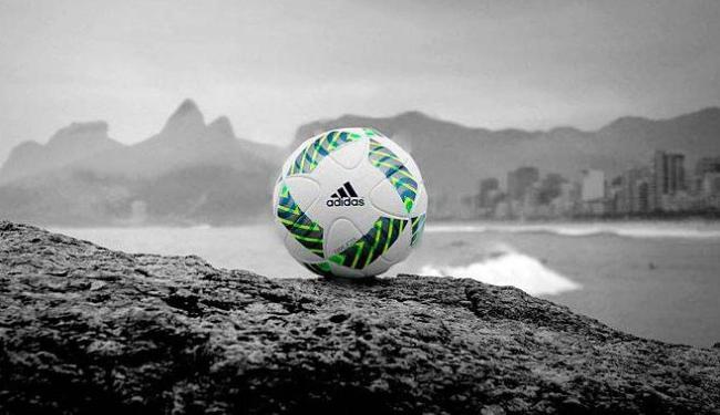 A bola tem a mesma tecnologia usada na Brazuca, na Copa - Foto: Divulgação