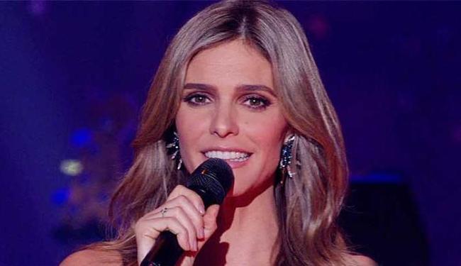 Fernanda Lima será a primeira apresentadora da atração - Foto: TV Globo | Reprodução