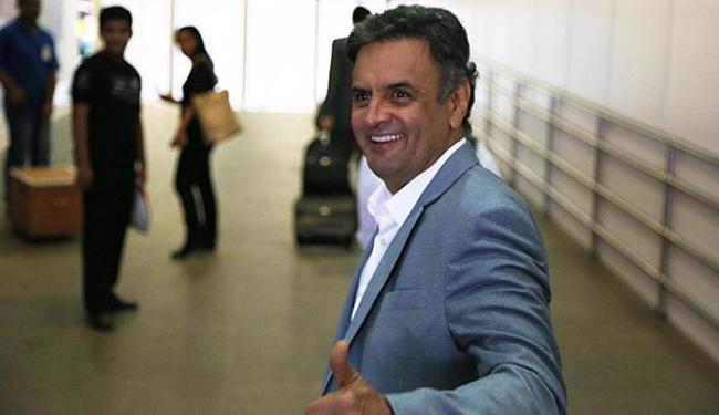 Senador mineiro e presidente nacional do PSDB participa do evento no Fiesta Convention Center - Foto: Ailton de Freitas l Agência O Globo