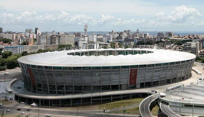 Vitória quer jogar partida que pode garantir o acesso à Série A na Fonte Nova - Foto: Mila Cordeiro | Ag. A TARDE