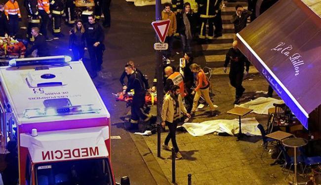 Ataques deixaram toda a população de Paris em suspense - Foto: Reuters