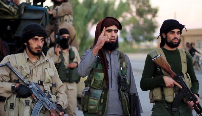 Membros do Estado Islâmico haviam gravado um vídeo reivindicando o ataque à França - Foto: Agência Reuters