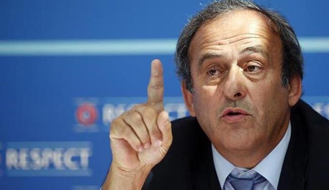 O dirigente recebeu a mesma punição de Joseph Blatter - Foto: Eric Gaillard   Agência Reuters