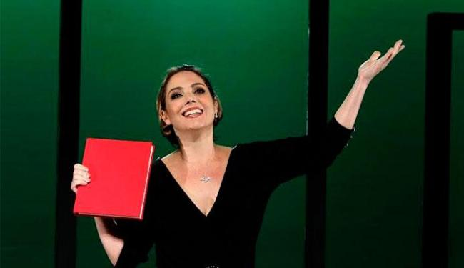 Atriz lançou a peça em Salvador e retorna à cidade - Foto: Guga Melgar | Divulgação