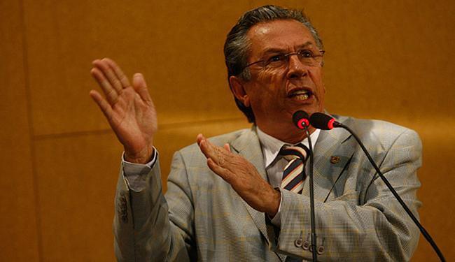 Heraldo Rocha rebateu as críticas da deputada - Foto: Lúcio Távora   Ag. A TARDE