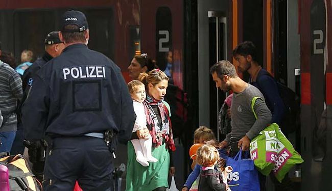 Imigrantes devem chegar ao bloco dos 28 países até o final de 2017 - Foto: Michael Dalder | Reuters | 05.09.2015
