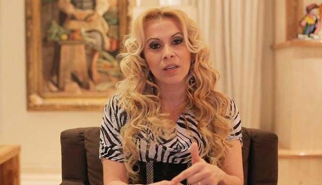 Joelma desejou boa sorte à nova cantora do Calypso, Thábata Mendes - Foto: Reprodução