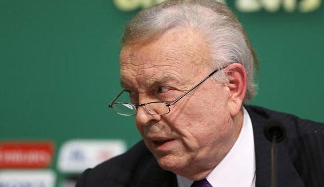 Ex-presidente da CBF se declarou inocente de acusações de suborno em um tribunal dos EUA - Foto: Sergio Moraes l Reuters