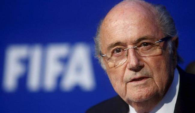 Blatter e Platini ficarão de fora porque ainda cumprem suspensão provisória de 90 dias - Foto: Arnd Wiegmann l Reuters