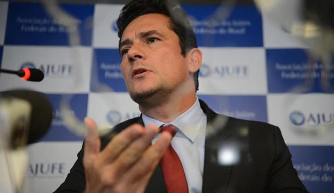 Juiz federal Sérgio Moro atendeu a um pedido do Ministério Público Federal - Foto: Fabio Rodrigues Pozzebom l Agência Brasil