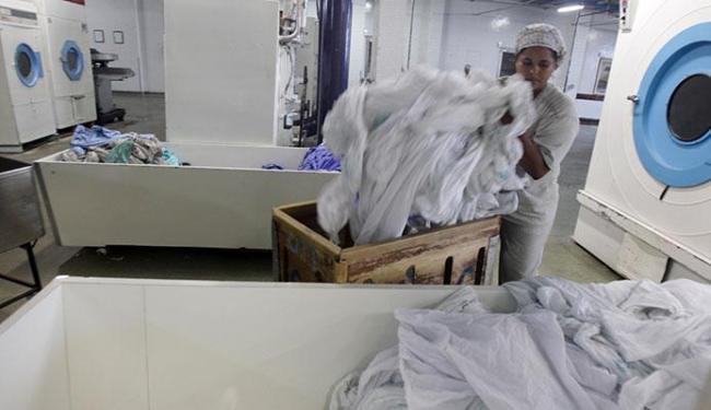 Cerca de mil lençóis sumiam por mês no Roberto Santos - Foto: Lúcio Távora | Ag. A TARDE