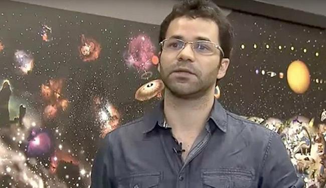 Descoberta ajuda a entender ciclo de vida das estrelas de grande massa, diz Almeida - Foto: Arquivo Pessoal