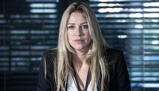 A atriz se mostrou revoltada com a continuidade do parlamentar na presidência da Câmara - Foto: Estevam Avellar | TV Globo