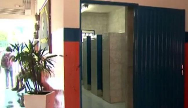 Menino de 12 anos sofreu abuso dentro do banheiro da antiga escola - Foto: Reprodução | TV Bahia