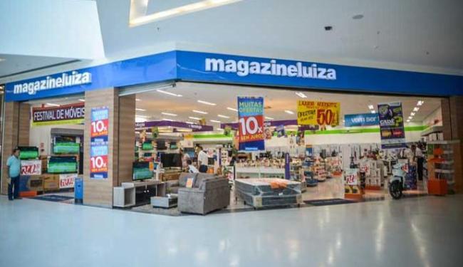 Magazine Luiza está avaliada em R$ 234 milhões; antes, o valor era de R$ 2,4 bilhões - Foto: Erik Salles | Ag. A TARDE