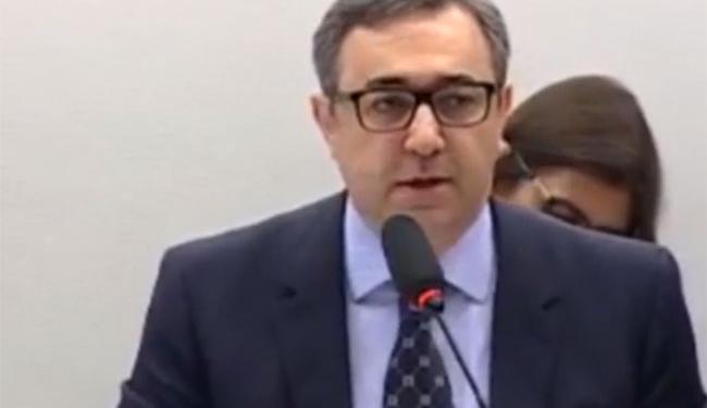 Marcelo Nobre, advogado de defesa de Eduardo Cunha - Foto: Reprodução | TV Câmara