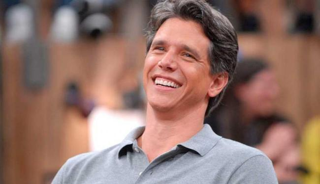 Márcio voltou para a Globo em 2008, após uma temporada de sucesso na Record - Foto: TV Globo | Divulgação