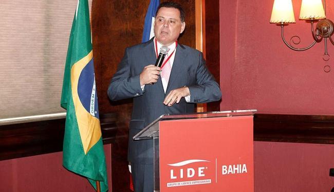 Perillo apresentou as experiências que estão dando certo em Goiás - Foto: Adilton Venegeroles | Ag. A TARDE | 17.11.2015