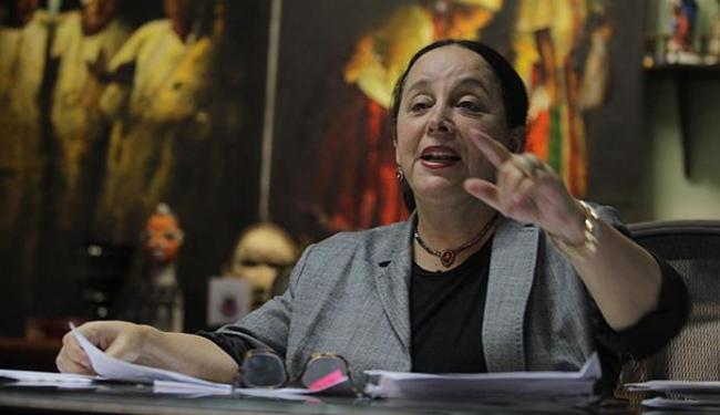 Maria do Socorro Barreto Santiago, presidente eleita do Tribunal de Justiça da Bahia (TJ-BA) - Foto: Lúcio Távora   Ag. A TARDE