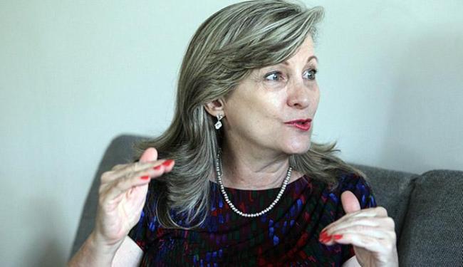 Maria Lúcia Fattorelli defende também a tributação das grandes fortunas - Foto: Lúcio Távora l Ag. A TARDE