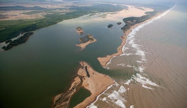 O rompimento da barragem é considerada uma das maiores tragédias ambientais do País - Foto: Enrico Marcovaldi | Ag. A TARDE
