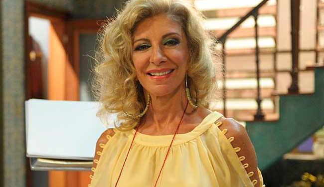 Família de Marília Pêra nega que a atriz esteja com câncer - Foto: Divulgação | TV Globo